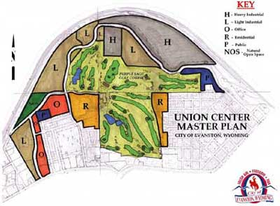 Union Center Master Plan